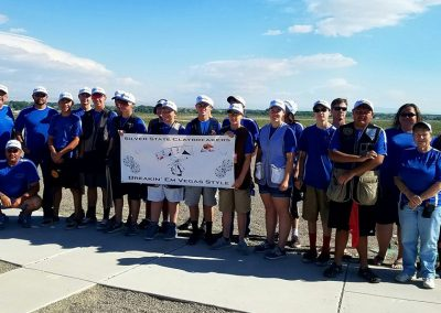 2016 Nevada State Youth Shoot