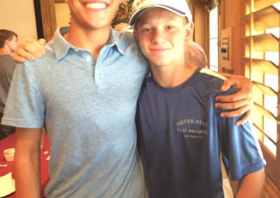 Seth Hurst & Mason Pope