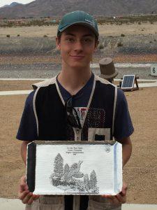 Jack Evans 2016 NSTA Champion