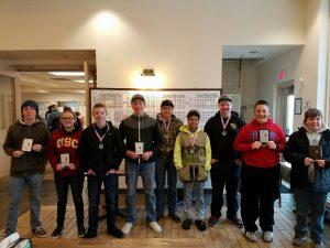 January Challenge Shoot Winners
